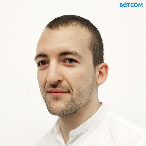 Managing partner, Botcom
